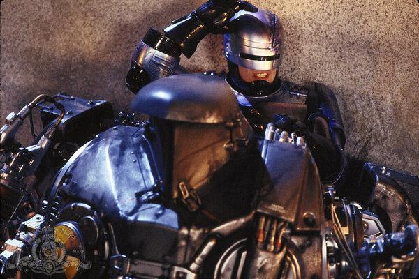кадры и фото из фильма Робокоп 2