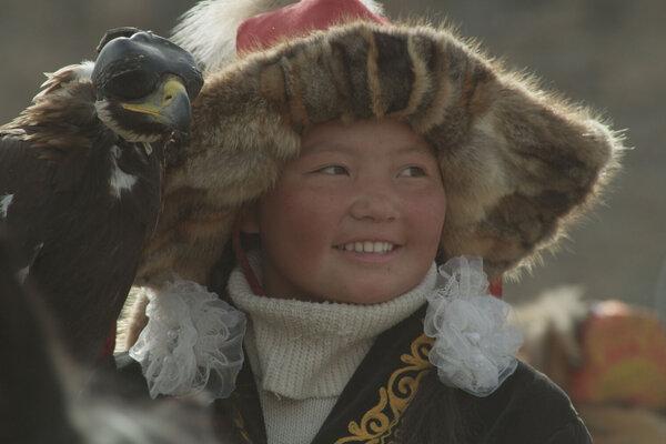 кадры и фото из фильма Укротительница орлов