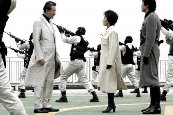 кадры и фото из фильма Годзилла: Последняя война