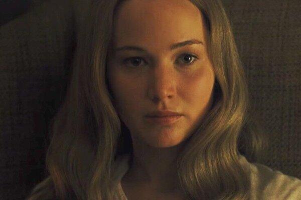 кадры и фото из фильма мама!