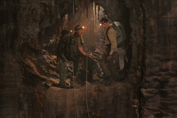 кадры и фото из фильма Путешествие к центру Земли 3D