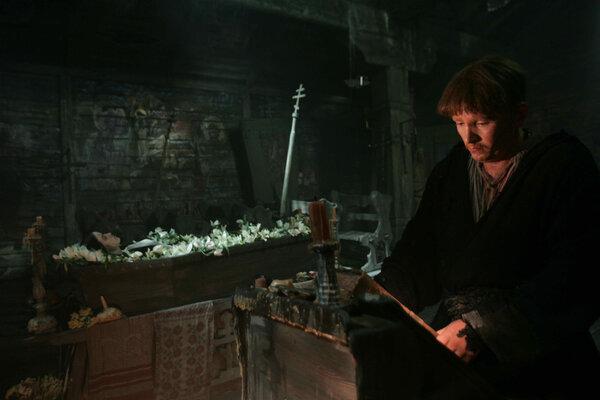 кадры и фото из фильма Вий 3D