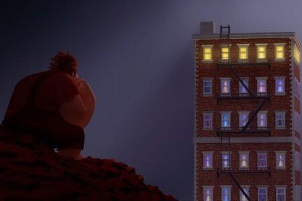кадры и фото из фильма Ральф