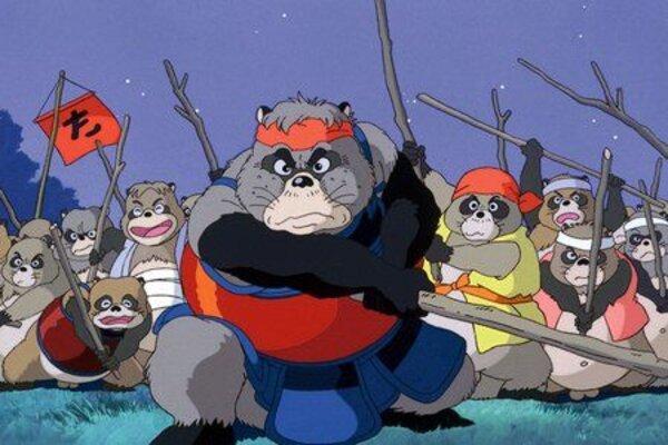 кадры и фото из фильма Война тануки в эпоху Хэйсэй и Помпоко