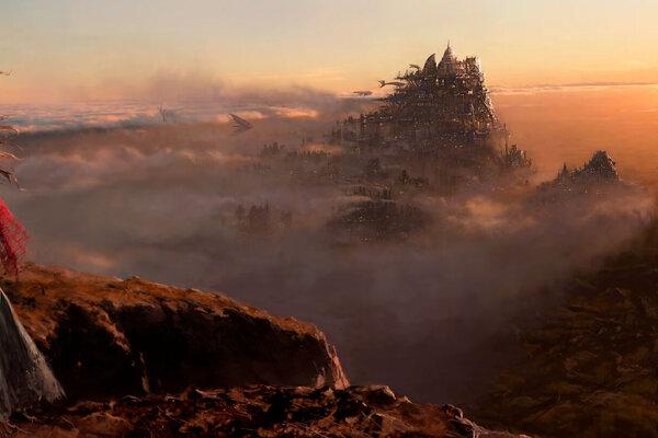 кадры и фото из фильма Хроники хищных городов