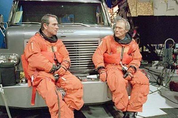 кадры и фото из фильма Космические ковбои