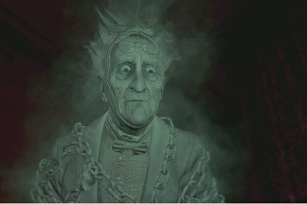 кадры и фото из фильма Рождественская история 3D