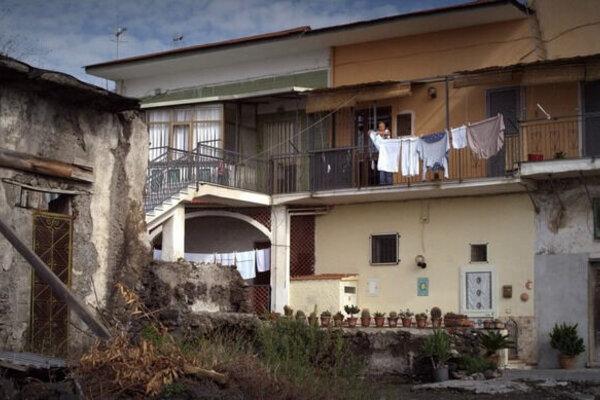 кадры и фото из фильма Жизнь на вулкане