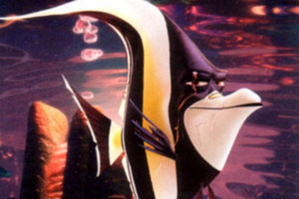 кадры и фото из фильма В поисках Немо 3D