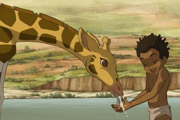 кадры и фото из фильма Жирафа