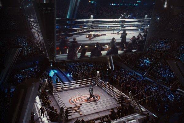 кадры и фото из фильма Живая сталь IMAX