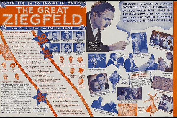 кадры и фото из фильма Великий Зигфилд