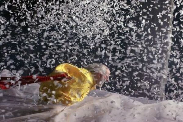 кадры и фото из фильма Снежное шоу 3D