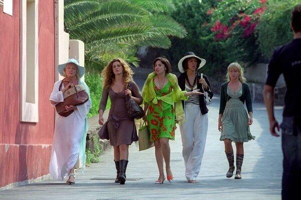 кадры и фото из фильма Все женщины моей жизни
