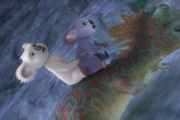 кадры и фото из фильма Пушистые против Зубастых 3D