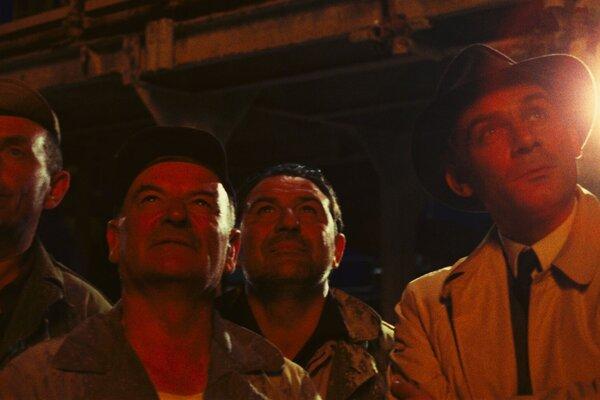 кадры и фото из фильма Дело Маттеи
