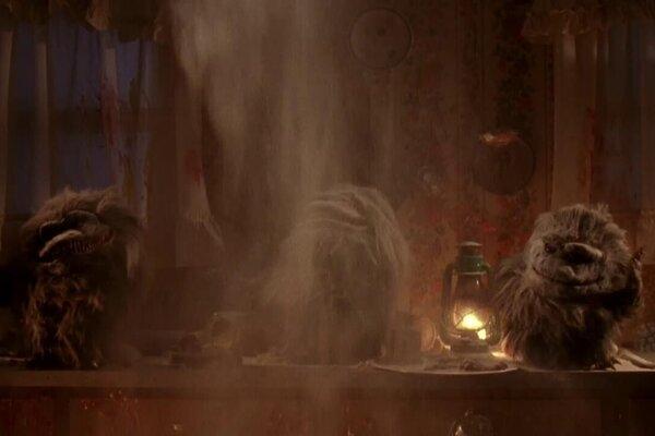 кадры и фото из фильма Зубастики 3