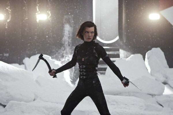 кадры и фото из фильма Обитель зла: Возмездие IMAX 3D