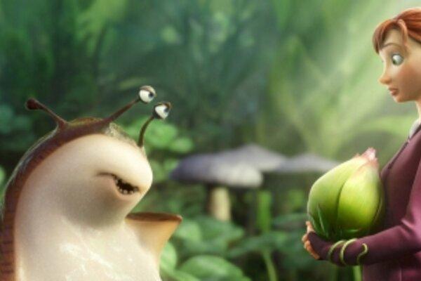 кадры и фото из фильма Эпик 3D