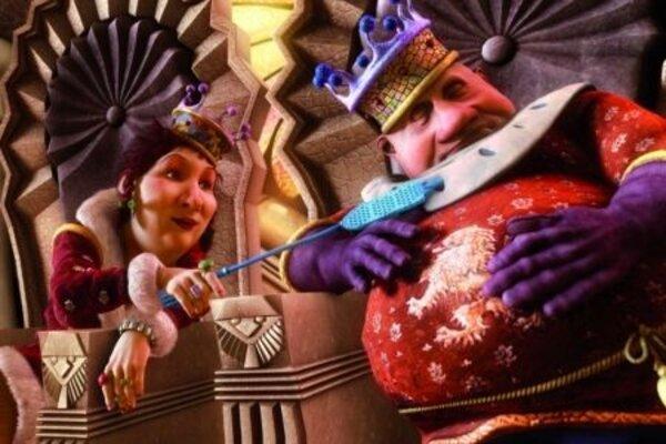 кадры и фото из фильма Правдивая история Кота в сапогах