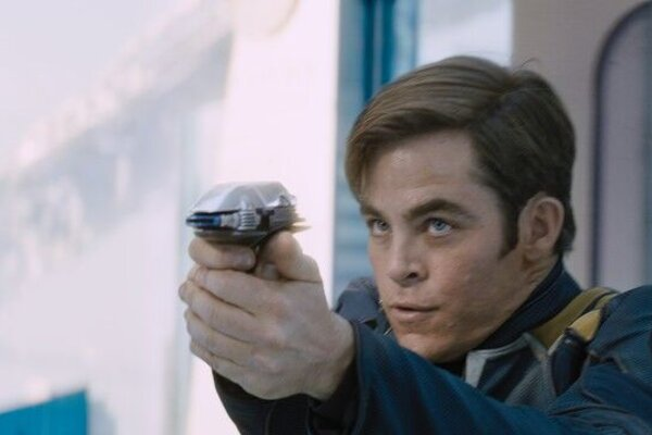кадры и фото из фильма Стартрек: Бесконечность