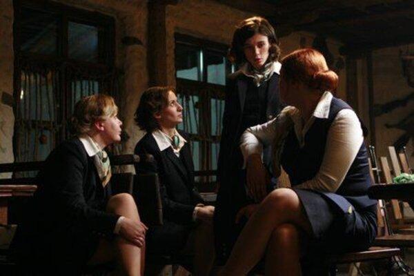 кадры и фото из фильма Отрыв