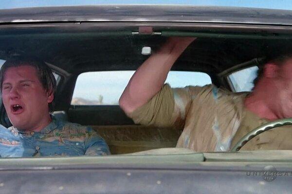 кадры и фото из фильма Воспитание Аризоны