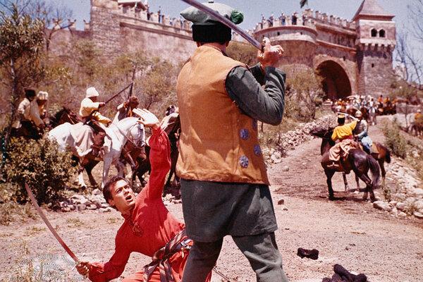 кадры и фото из фильма Тарас Бульба