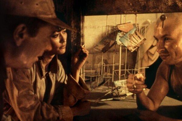 кадры и фото из фильма Элемент преступления