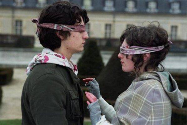 кадры и фото из фильма Парижская история