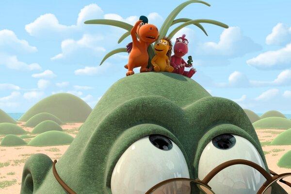 кадры и фото из фильма Кокоша – маленький дракон 3D