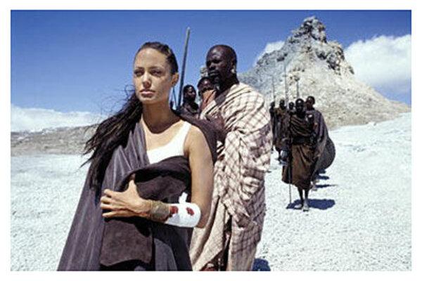 кадры и фото из фильма Лара Крофт - Расхитительница гробниц: Колыбель жизни