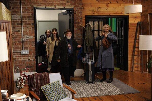 кадры и фото из фильма Два дня в Нью-Йорке