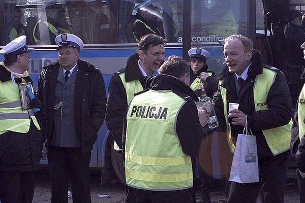 кадры и фото из фильма Дорожный патруль