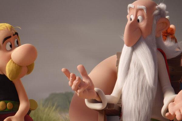 кадры и фото из фильма Астерикс и тайное зелье
