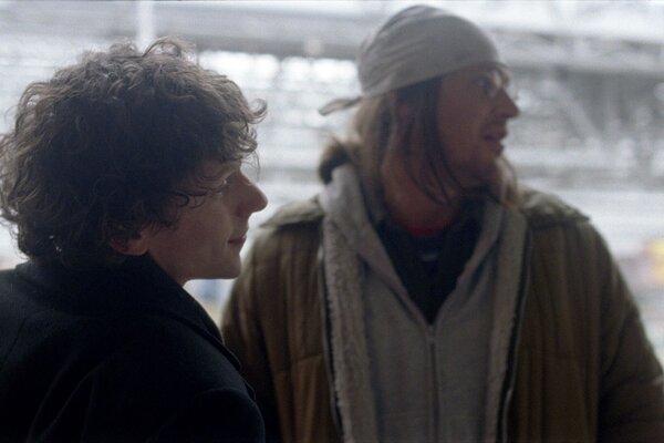 кадры и фото из фильма Конец тура