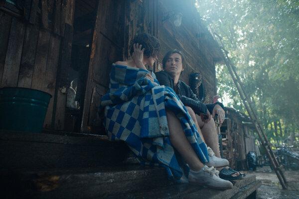 кадры и фото из фильма Заповедник