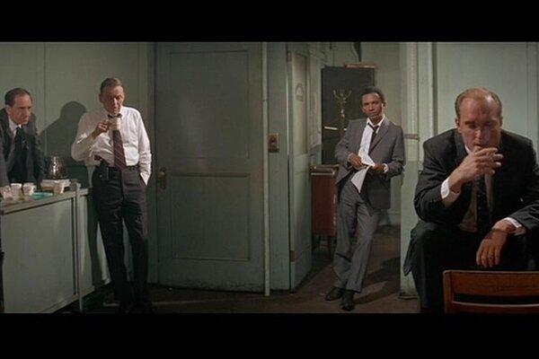кадры и фото из фильма Детектив