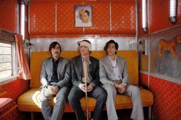 кадры и фото из фильма Поезд на Дарджилинг