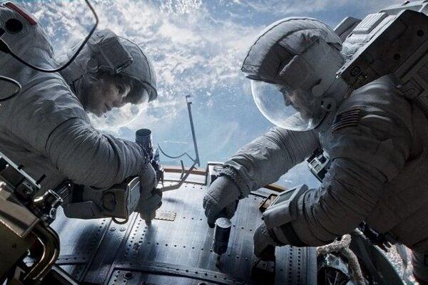 кадры и фото из фильма Гравитация