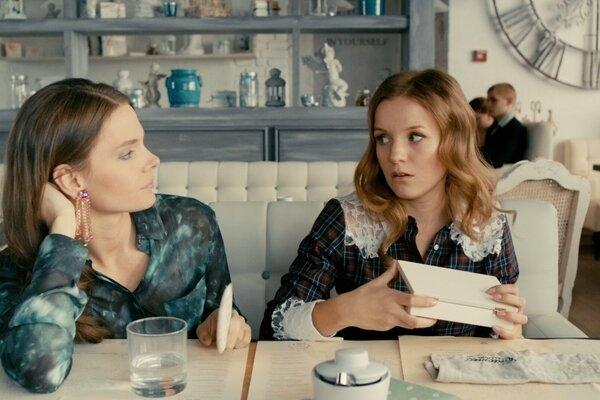 кадры и фото из фильма Привычка расставаться