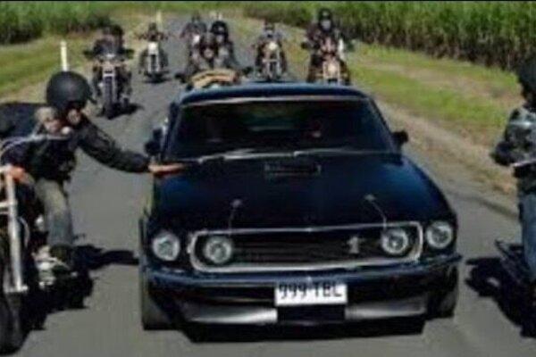 кадры и фото из фильма Самая трудная гонка
