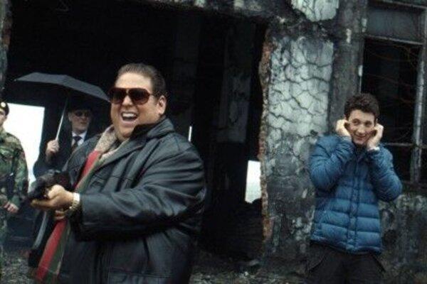 кадры и фото из фильма Парни со стволами