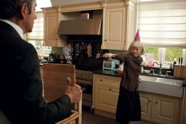 кадры и фото из фильма Агент Джонни Инглиш: Перезагрузка