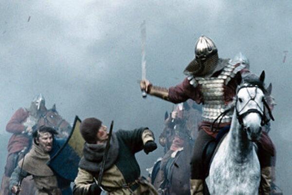 кадры и фото из фильма Александр. Невская битва