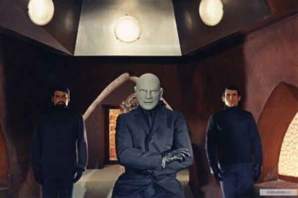 кадры и фото из фильма Фантомас против Скотланд-Ярда