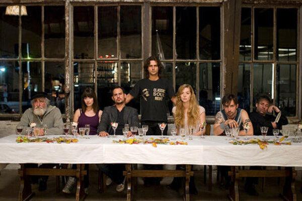 кадры и фото из фильма Душевная кухня
