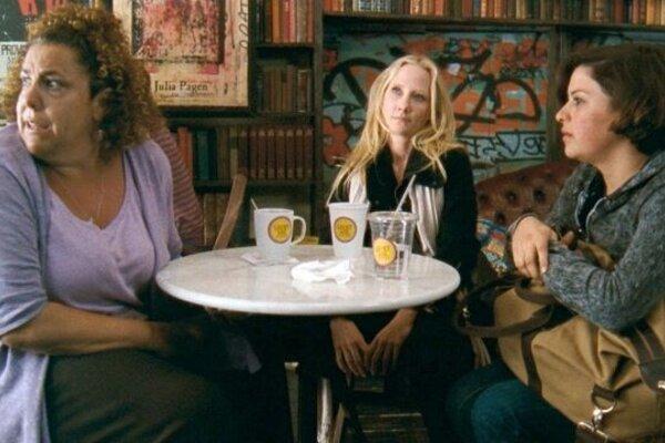 кадры и фото из фильма То, что она сказала