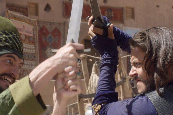 кадры и фото из фильма Новые приключения Аладдина