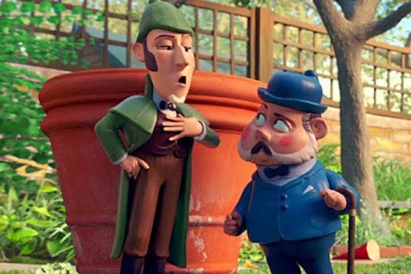 кадры и фото из фильма Шерлок Гномс